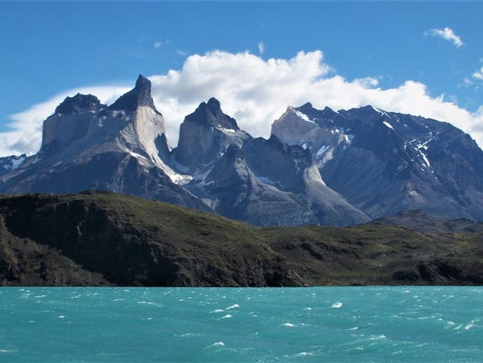 Torres del Paine National Park, in Chile's Patagonia