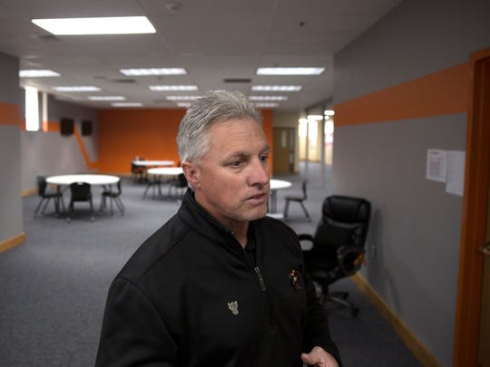 Aztec Superintendent Kirk Carpenter says Thursday's meeting was the first time he hadattended an event thatbrought several dozen community stakeholders together to discuss school safety on this level.