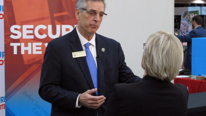 Georgia Secretary of State Brad Raffensperger's assessment of the June 9 election operation gives voters little peace of mind about what lies head in November.