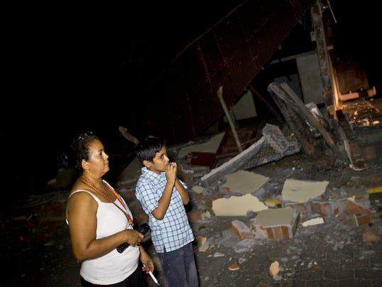 Nicaraguaquake