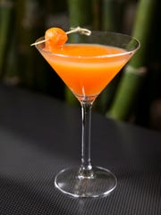 The Cantaloupe Martini at Jade Bar at the Sanctuary