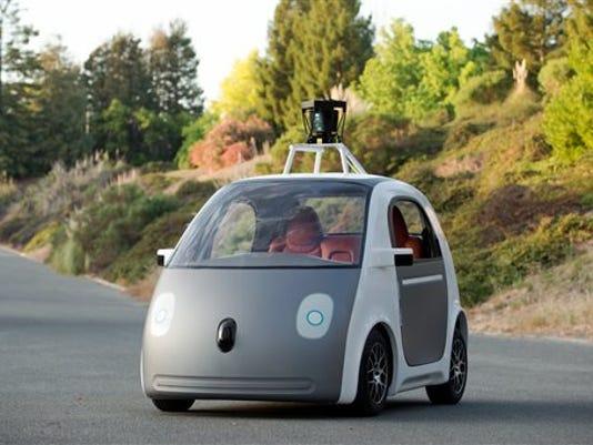Google-Self Driving C_Hess