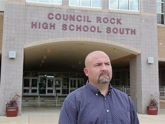 Council Rock High School South's Al Funk
