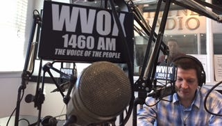 "Reporter Mark Lungariello discusses Freedom of Information on ""Above the Fold,"" on WVOX."