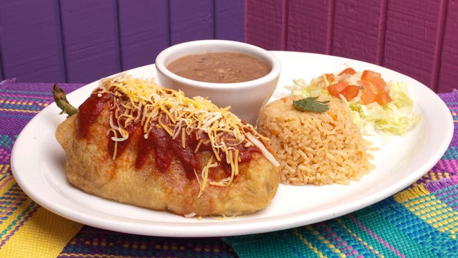 Looking for a chile relleno? Richard R. likes the ones at Tacos El Tequila in Cape Coral.