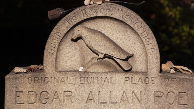 Western Burial Ground in Baltimore, Maryland is old and spooky and of course, said to be haunted. What makes this old graveyard creepier than others? It is the burial spot of the American literary, Edgar Allen Poe. Poe was famous for his dark stories, full of macabre and mystery.