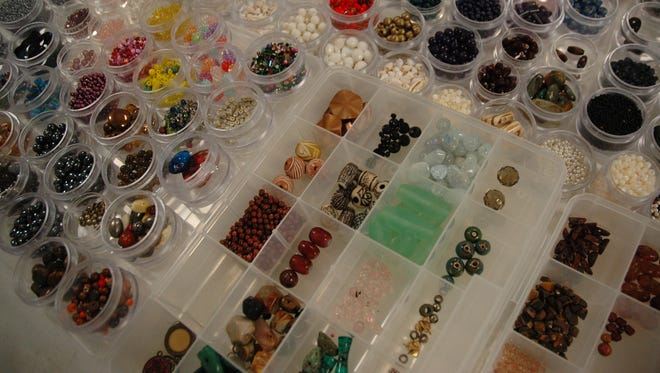 """Looking for a Valentine's Day gift? Try the Oxbow's Art Class """"Create Your Own Jewelry"""" on Saturday, Feb. 4, at 12:30 p.m."""