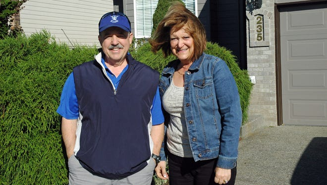 Marine City natives Bill Florence and his wife, Linda live in Oregon, where he oversees the journalism program at a community college and she is superintendent of a school district.