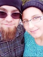 Josh Wilson and Rebecca Pollock