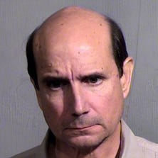 Manuel Abrante was arrested after two female patients made abuse allegations against the Mesa physician