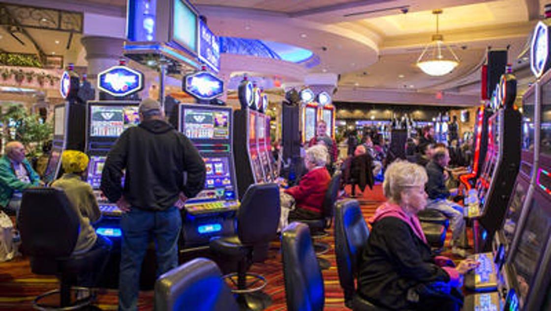 Never gambling again