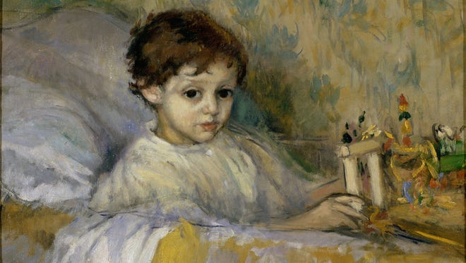 """Ricard Canals, """"Sick Child"""""""