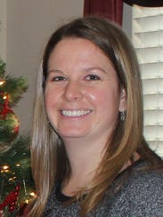 Early education teacher Erica Surma sites a language-based