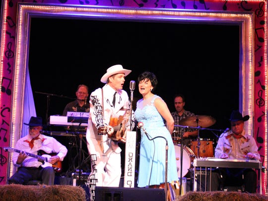 "Robbie Limon and Denise Patton will star as Hank Williams Sr. and Patsy Cline, respectively, in ""Lovesick Blues,"" May 17-22 at Totem Pole Playhouse."
