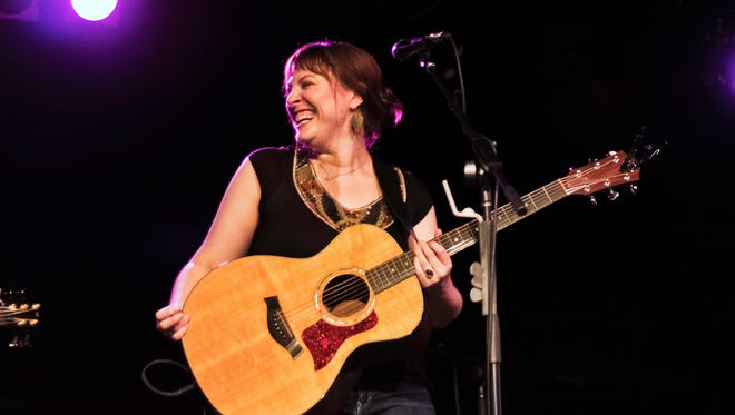Sarah Mac, of The Sarah Mac Band. They will be playing at the Moon on Friday, November 4.
