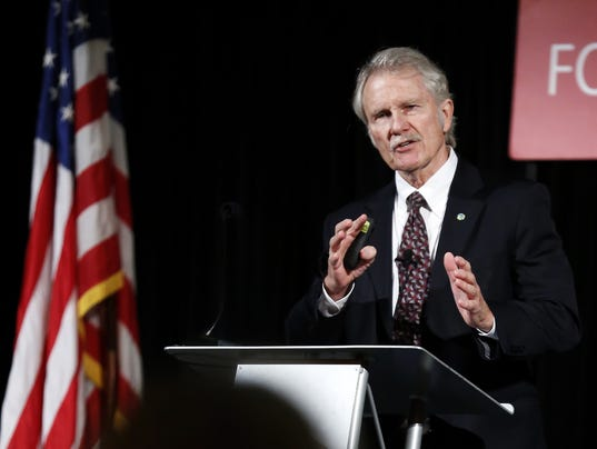 kitzhaber talk