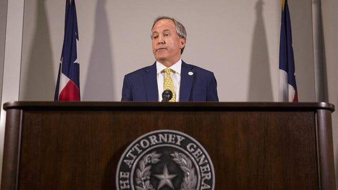 """Multiple high-ranking attorneys in his office have called on federal authorities to investigate Ken Paxton """"in his official capacity as the current Attorney General of Texas,"""" accusing Paxton of bribery and abusing his office in other ways."""