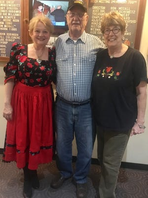The American Legion Post recently held its first Bavarian-style Octoberfest dinner.