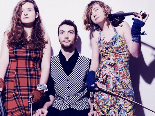 BMN 040716 The Accidentals