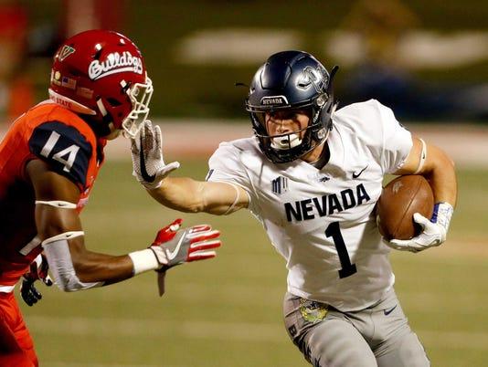 NCAA Football: Nevada at Fresno State