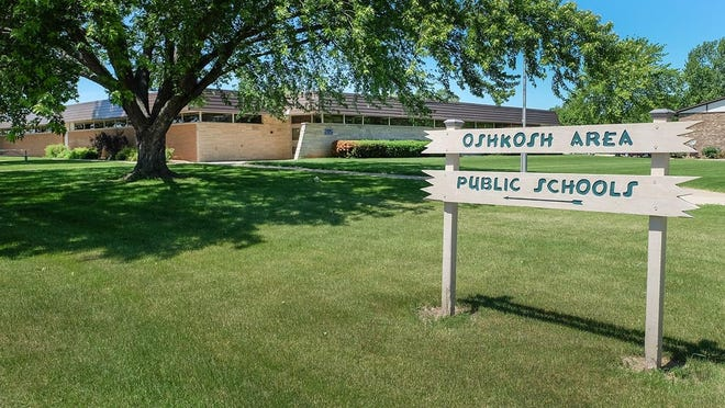 Oshkosh Area School District main office