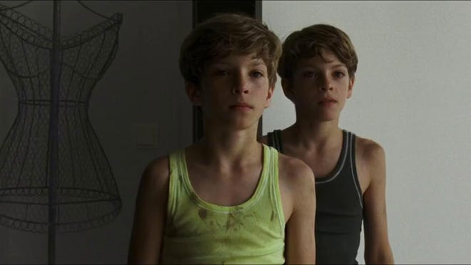 """Goodnight Mommy,"" an intelligent and surreal work of macabre beauty starring Lukas and Elias Schwarz, has a scorching psychological sting."