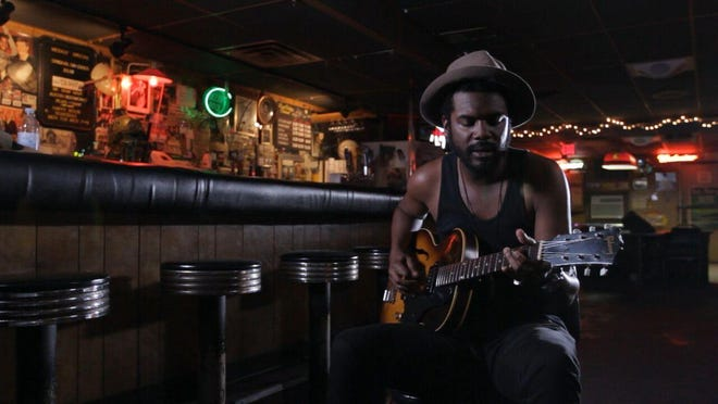 "Gary Clark Jr. in ""Two Trains Runnin' """