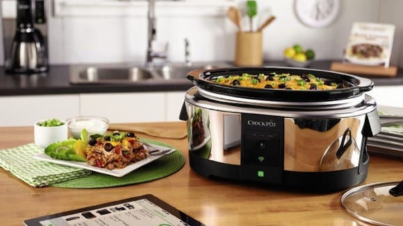 Crock-Pot Slow Cooker with WeMo