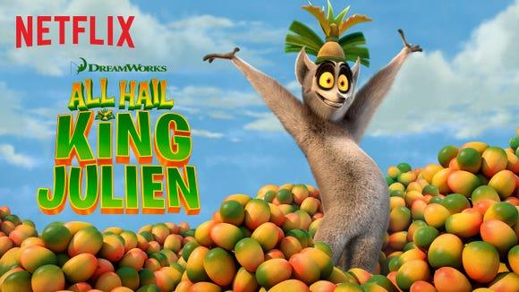 All Hail King Julien