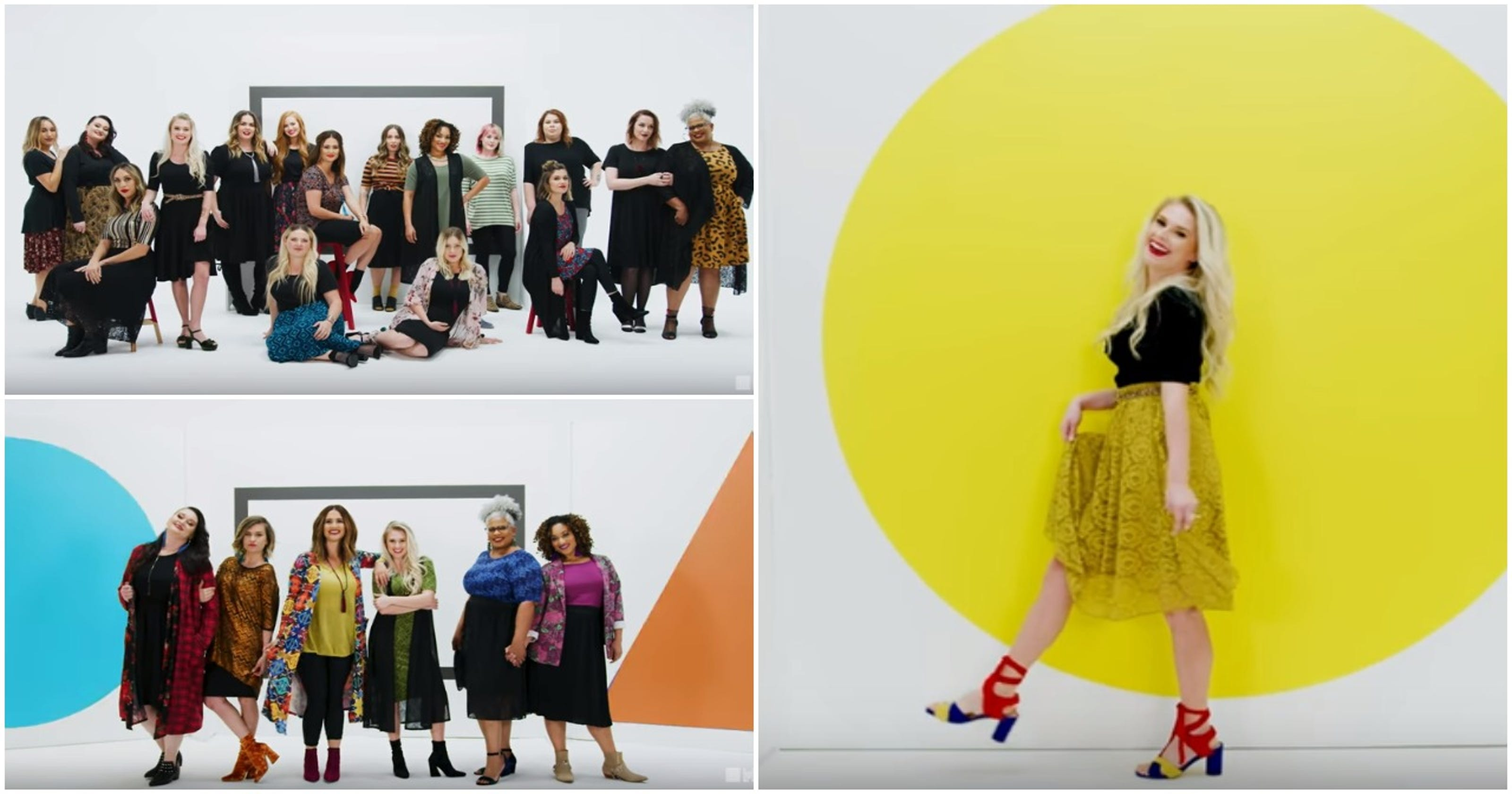 173f78a4a22b LuLaRoe teases 'Noir 2' collection to mix of excitement, trepidation