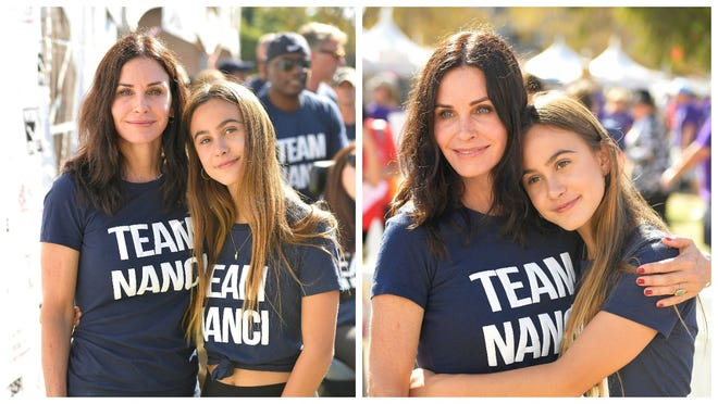 """Courteney Cox, star of """"Friends"""" and """"Cougar Town"""" discusses her big mistake in raising her daughter Coco."""