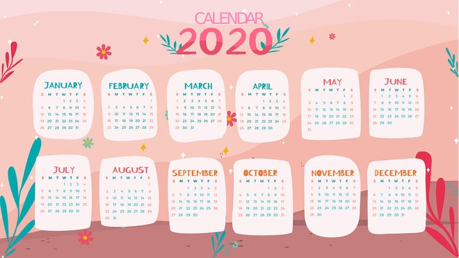 New year- new you. 2020 offers a dozen new months to try something new.