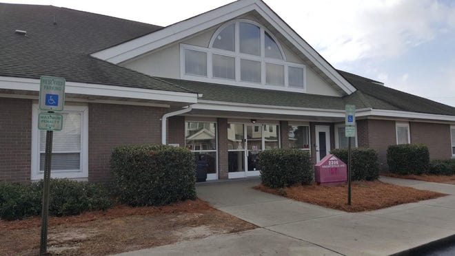 The Port Health Wilmington Outpatient Clinic, where clinicians are grappling with the affects of the COVID-19 pandemic on services, similar to mental healthcare providers nationwide.