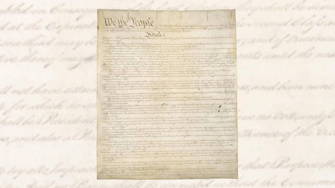 On Sept. 17, 1787, delegates to the Constitutional Convention in Philadelphia signed the U.S. Constitution.