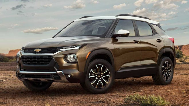 2021 Chevrolet Trailblazer AWD