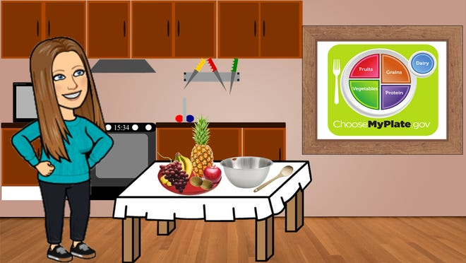"""The Expanded Food and Nutrition Education  program at Cornell Cooperative Extension of Orange County will present """"Let's Chat about Nourishing Your Family"""" using the Zoom platform online."""