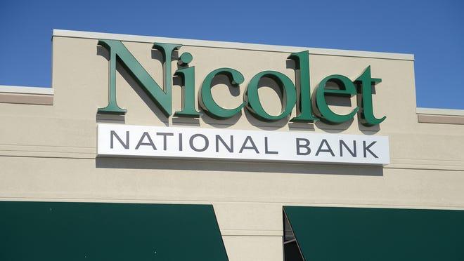 Nicolet National Bank.