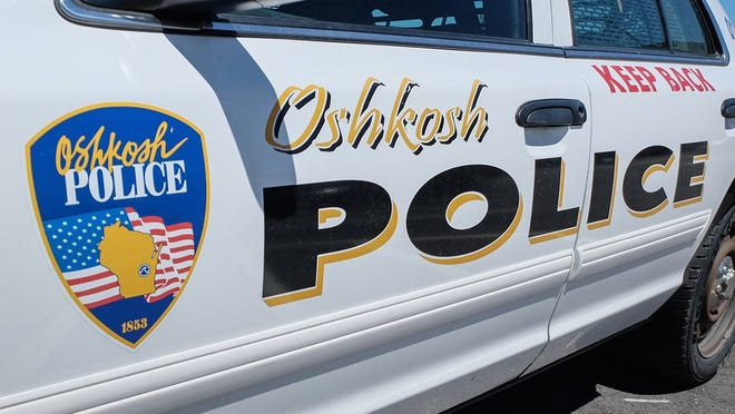 Oshkosh police squad car