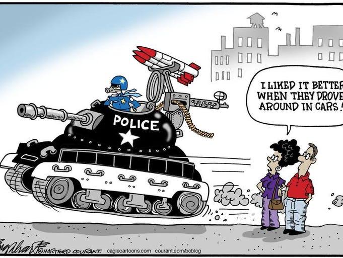Editorial cartoons Aug. 19