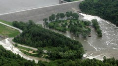 No stopping Mother Nature when rivers rose in 2008