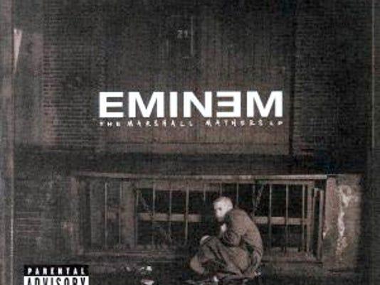 Here's 'Rap God,' Eminem's modestly titled new single