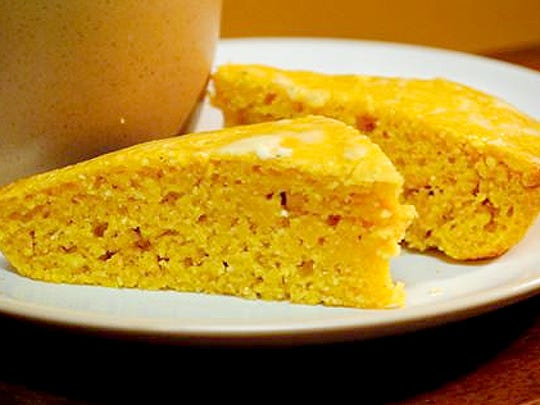Grandmother's Healthified Cornbread