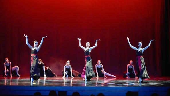 Admiral Theatre in Bremerton hosts Peninsula Dance