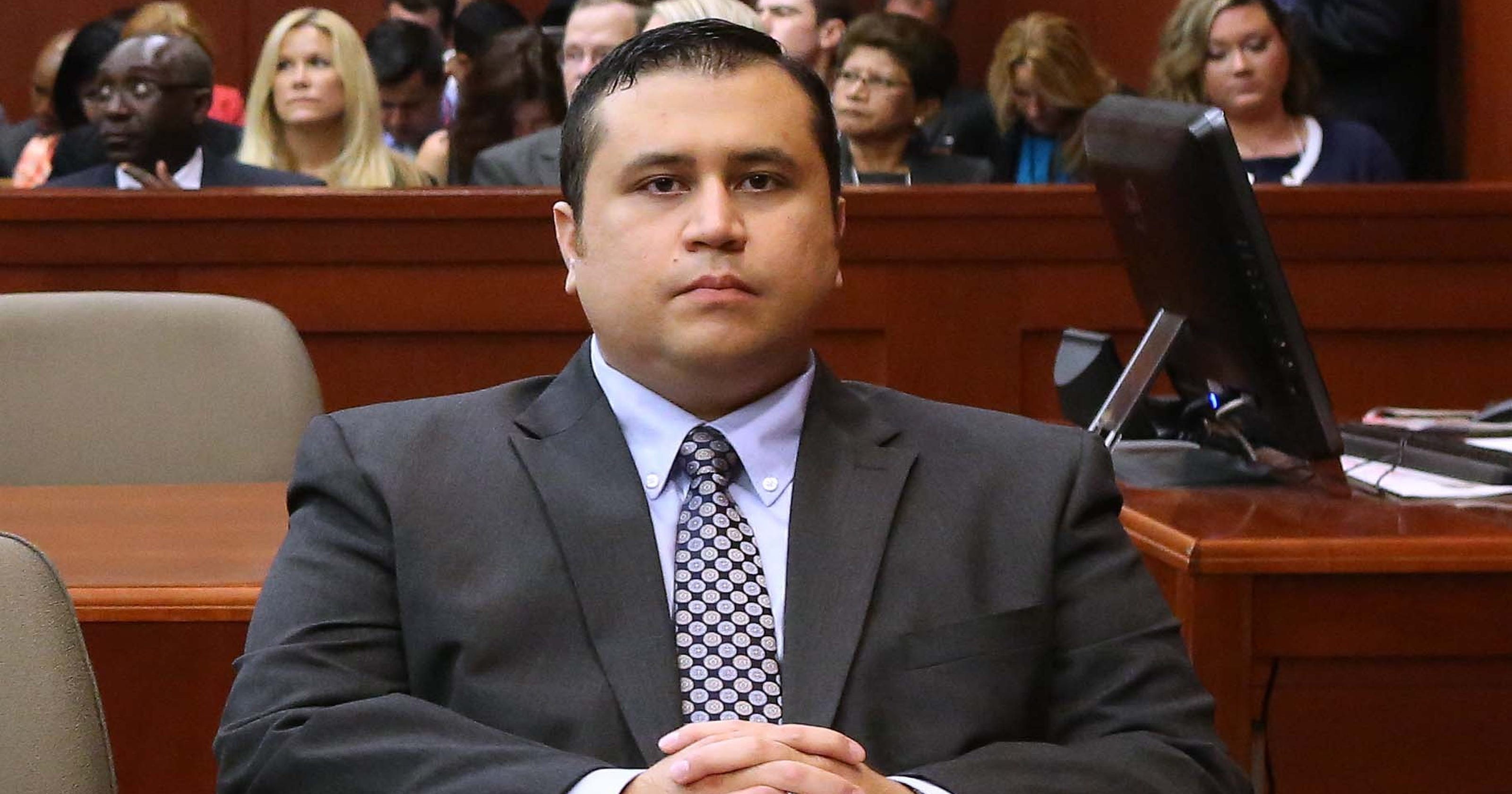 George Zimmerman Celebrity Boxing Match - YouTube