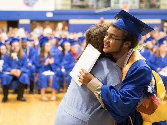 Chillicothe held its graduation ceremony on Sunday, May 27, 2018, at Chillicothe High School in Chillicothe, Ohio.