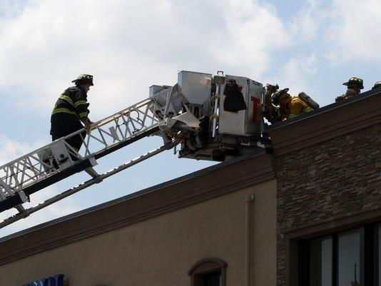 EST 0730 Avenel Fire