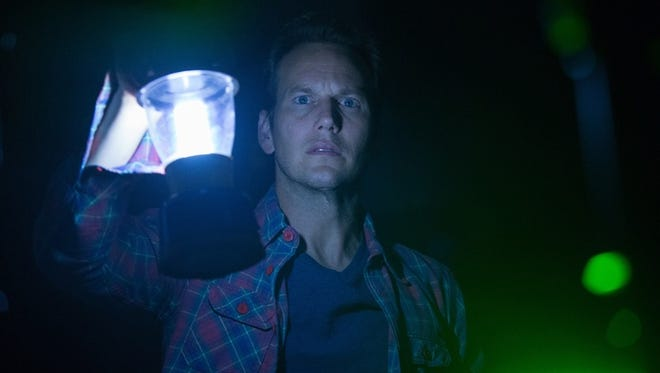 Patrick Wilson offers cheap thrills in 'Insidious Chapter 2.'