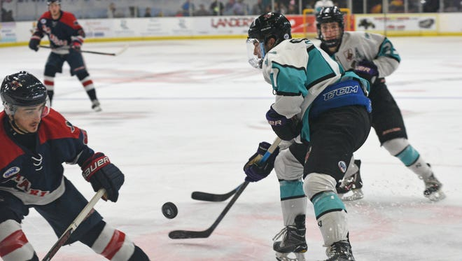 The Shreveport Mudbugs swept Amarillo last weekend on George's Pond.
