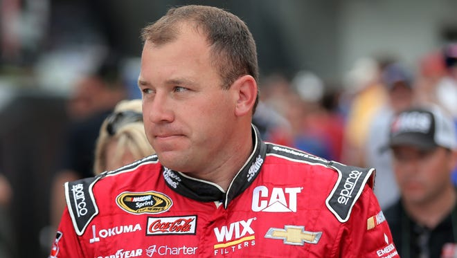 South Bend's Ryan Newman is on the verge of a NASCAR championship -- and maybe NASCAR records for futility.