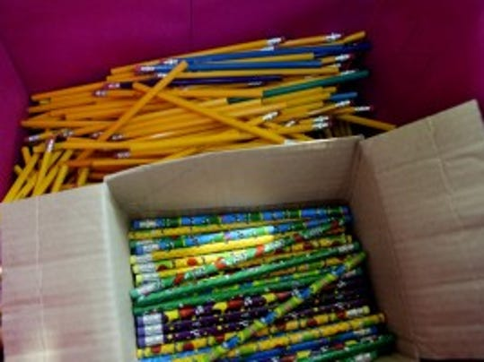 Some local teachers have had luck getting needed classroom items through online fundraising. (File photo)